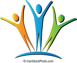 Aktive Menschen Logo