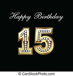Alles Gute zum Geburtstag 15