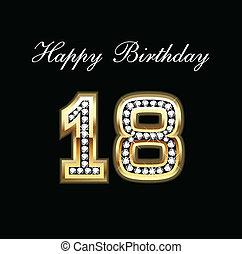 Alles Gute zum Geburtstag 18
