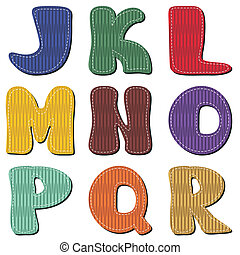 alphabet, sammelalbum