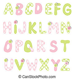 Alphabet-Set