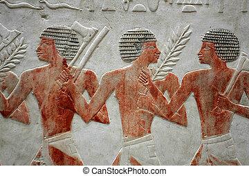 Alte ägyptische Kunst