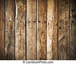 Alte Holzmauer