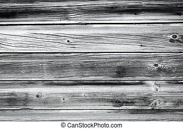 Alte Holzmauern