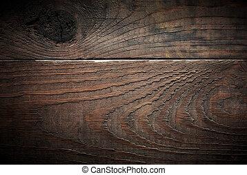 Alte Planken. Holzhintergrund.
