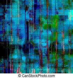 Alter abstrakter Grunge-Hintergrund