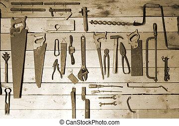 Altes Handwerkzeug