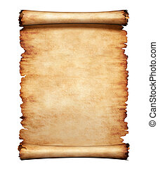 Altes Pergamentpapier-Hintergrund