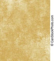 Altpapier oder Pergament