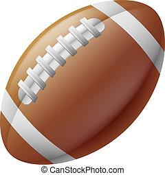 American Footballball