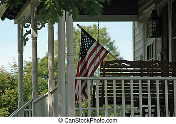 Amerikanischer Patriotismus