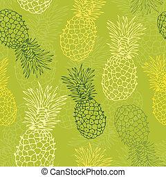 Ananasmuster