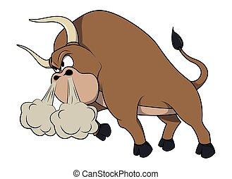 Angry Bull.