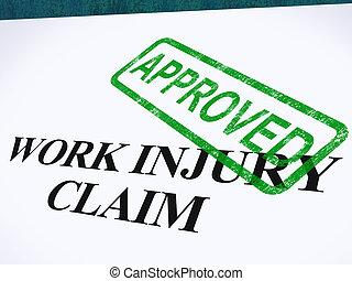 anspruch, medizin, arbeit, aufwendungen, repaid, verletzung, genehmigt, shows