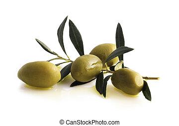 Antipasti - Oliven