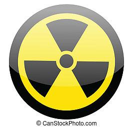 Anzeichen von Strahlung