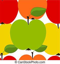 Apfelstruktion