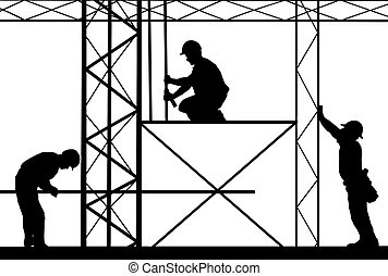 Arbeiter.