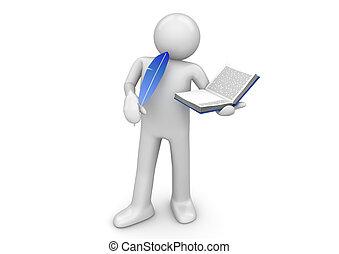 Arbeitersammlung - Autor