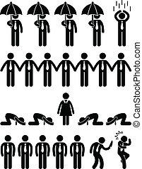 Arbeitsplatz-Szenario