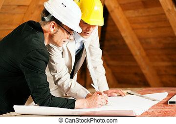 Architekt und Bauingenieur