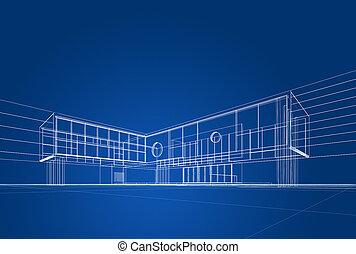Architekturpläne