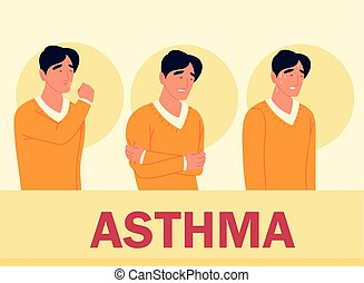 asthma, mann