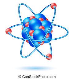 Atommolekül