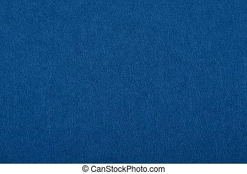 auf, blaues, beschaffenheit, hintergrund, filz, klassisch, dunkel, schließen