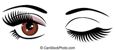 Augen.