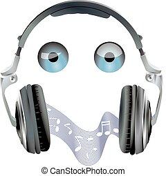 Augen, Headset