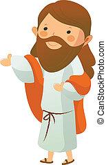 Ausblick auf Jesus Christus