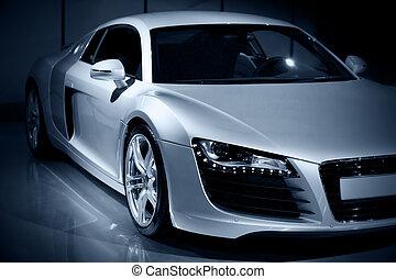 auto, sport, luxus