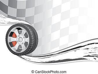 Automobilrennen
