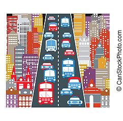 Automobilverkehr