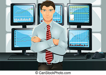 Börsenmakler
