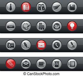 Büro & Business / Buttonbar