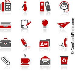 Büro & Business icons / redico