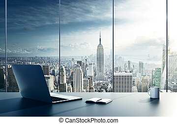 Büro.