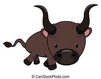 Baby Bull.