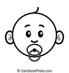Baby Cartoon.