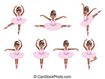 ballerina, schöne , satz