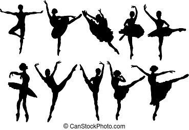 Balletttänzerinnen