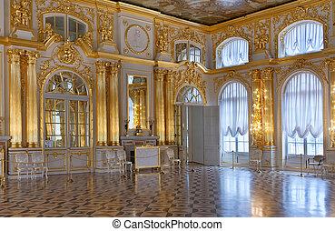 Ballrooms zentraler Palast