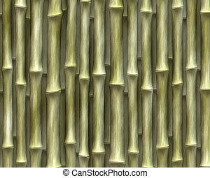 Bambuswald-Hintergrund