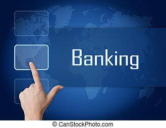 Banking.
