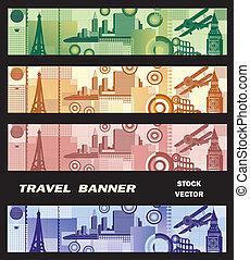 Banner zum Thema Reisen.