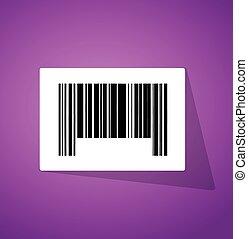 barcode, code, abbildung, ups
