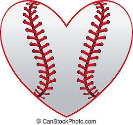 Baseball-Herz