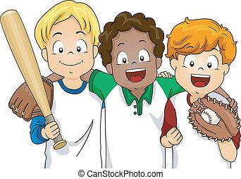 Baseball-Jungs.